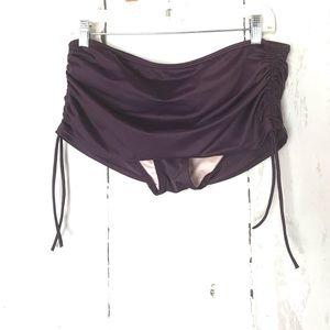Victoria's Secret Swim - VICTORIA'S SECRET skirted Swim bikini bottom